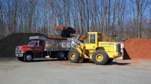 Mulch Delivery in Central MA