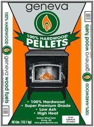 Geneva Wood Pellets, MA Wood Pellets, Wood Stove Pellets