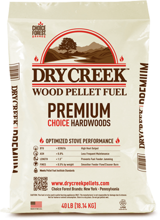 Premium Wood Pellets in MA
