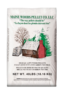 Wood Pellets in MA