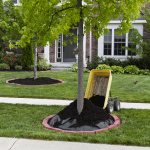 Tree Mulch, Bark Mulch, Landscape Design, Massachusetts, Boston, Worcester, Shrewsbury, Framingham, Hopkinton